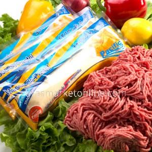 Kit Pastel ((3 Massas de Pastel)) + 1kg Carne Moída COD.8040