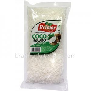 Coco Ralado Grosso 200g Primor Foods