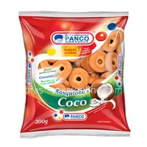 Rosquinha de Coco 200g Panco