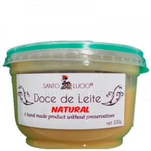 Doce de Leite Natural 320g Santo Lucio