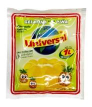 Gelatina sabor PIÑA (Abacaxi) 75g Universal