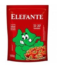 Elefante Extrato de Tomate - Sache 190g