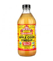 Apple Cider Vinegar Organic 473 ML BRAGG ( Vinagre de maçã )