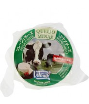 Queijo Minas Natural 240g Vilmilk