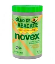 Creme de Trat. Oleo de Abacate 400g Novex