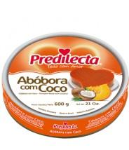 Abóbora com Coco 600g Predilecta
