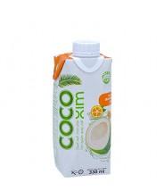 Coconut Water With Citrus 330ml Cocoxim
