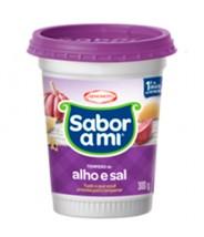 SABOR AMI - Tempero ALHO E SAL 300g