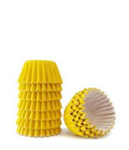 Forminha de Papel Amarela N6 200Un. Bax
