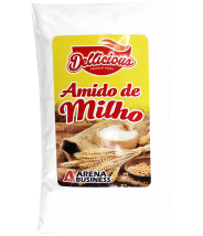 Amido de Milho 400g Dellicious