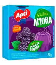 Gelatina Amora 35g Apti