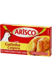Arisco Caldo de Galinha Caipira - 57g