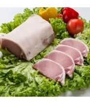 Bisteca de Porco Fatiado Congelado Sem Osso -  Preço por kg COD.8160
