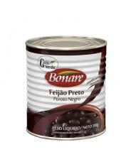 Feijão Preto Pronto Lata 300g Bonare