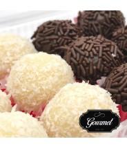 Brigadeiro/Beijinho ( 12unid ) Gourmet