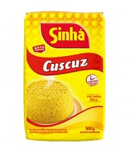 Cuscuz 500g Sinha