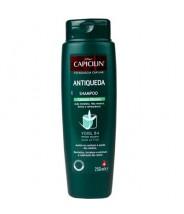 Capicilin Shampoo Antiqueda Cabelos Oleosos - 250ml