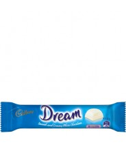 Cadbury Dream Chocolate White 50g
