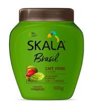 Creme de Tratamento Café Verde e Ucuuba 1kg Skala