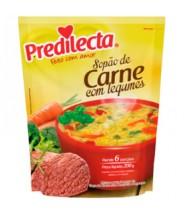 Sopão de Carne com Legumes 200g Predilecta