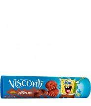 Visconti Biscoito Recheado Sabor Chocolate 125g