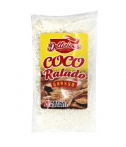 Coco Ralado Grosso 180g Dellicious