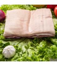Costela de Porco com Couro Sem Osso em Bloco -  Preço por kg COD.8176