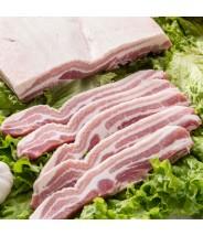 Costela de Porco sem Couro sem Osso Fatiado - Preço por kg COD.8252