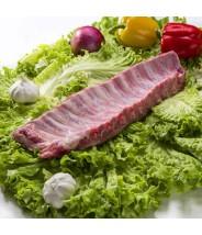 Costelinha de Porco Americana peça +ou- 1,5kg (Preço por kg.) COD.205