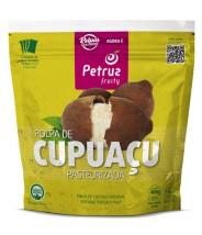 Polpa de Cupuaçu 400g Petruz Fruit