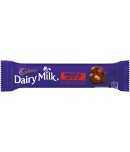 Chocolate DairyMilk Fruit&Nut 50g Cadbury