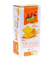 Bánh Crackers Vị Lúa Mì  100g AFC Dinh Dưỡng