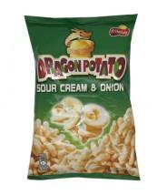 Dragon Potato Sour Cream & Onion 180g Frito Lay