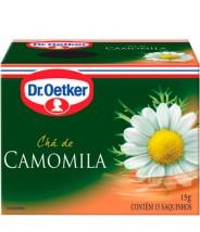 Dr.Oetker Cha de Camomila 10g
