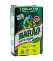 Erva Matte Chimarrão 1Kg Barão de Cotegipe