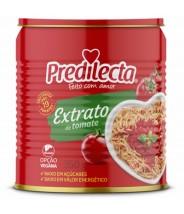 Extrato de Tomate 350g Lata Predilecta