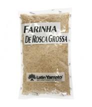 Farinha de Rosca Grossa 500g Latin Yamato