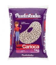 Feijao Carioca 1kg Paulistinha