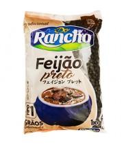 Feijão Preto 1kg Do Rancho