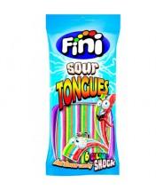 Candy Sour Tongues 1 Colour 100g Fini