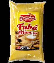 Fubá Mimoso 500g Dellicious