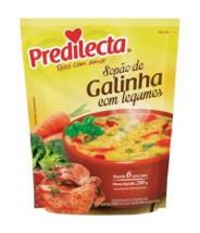 Sopão de Galinha com Legumes 200g Predilecta