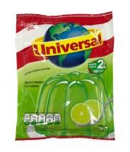 Universal Gelatina sabor Limón (Limão) - 150g