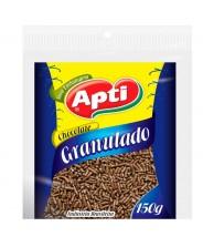 Chocolate Granulado 150g Apti