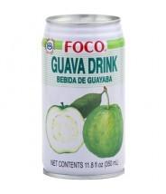 Guava Drink - Bebida de Guayaba 350ml Foco