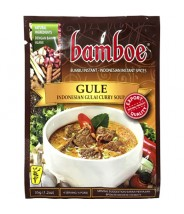 Gule Curry Soup 50g Bamboe
