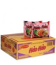 Hao Hao Shrimp Flavour 30x75g AceCook