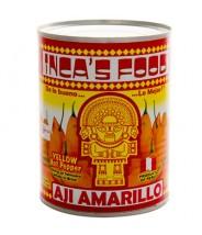 Ají Amarillo Salsa 220g Andes Foods