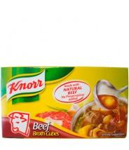 Beef 6 cubes Knorr