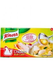 Broth Cubes Beef 20g Knorr